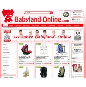 babyland online gutschein september 2018 babyland online gutscheincode. Black Bedroom Furniture Sets. Home Design Ideas