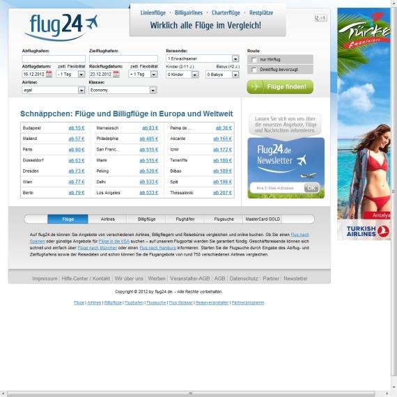 flug24 gutschein