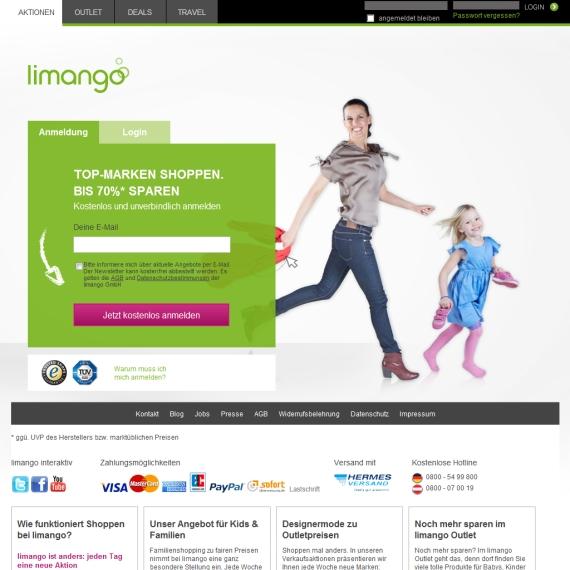 limango gutschein einlösen