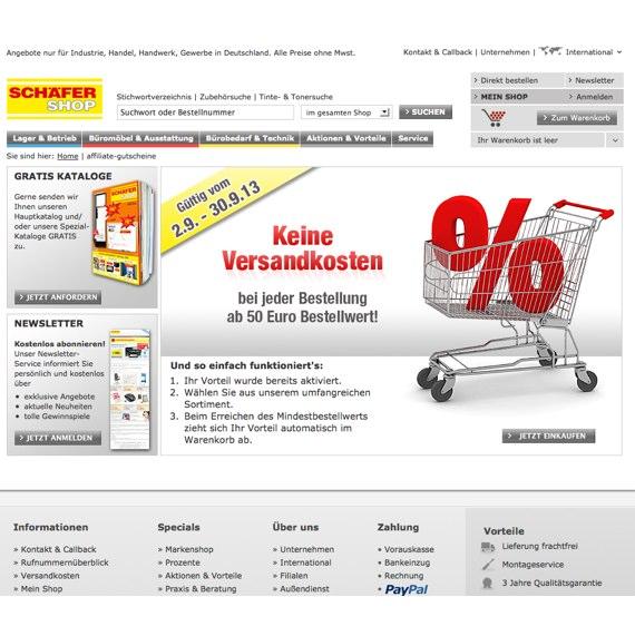 Schäfer Shop Gutschein August 2018 – Schäfer Shop Gutscheincode