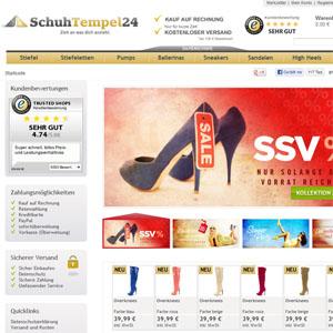 e70b8c81332a77 SchuhTempel24 Gutschein Mai 2019 – SchuhTempel24 Gutscheincode