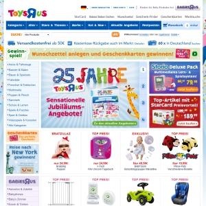 Toys R Us Online Gutschein