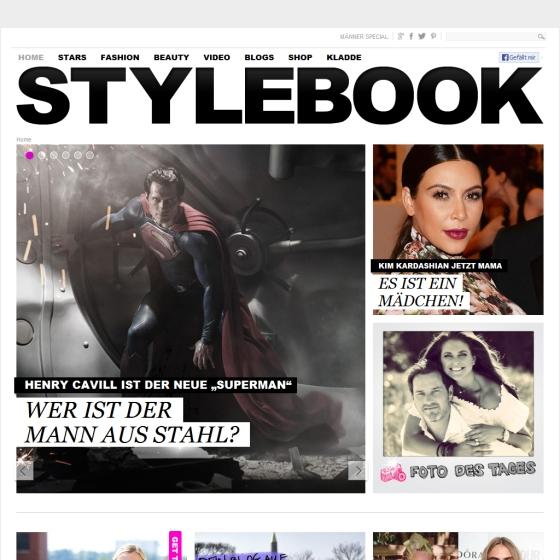Das ist stylebook.de