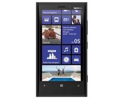 Nokia Lumia 920 Black klein
