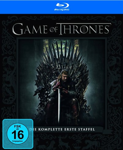 Game of Thrones Blu-Ray