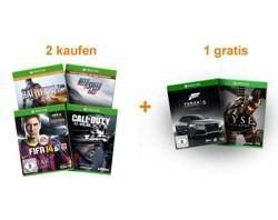 Xbox One Aktion